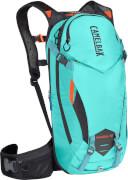 Camelbak KUDU Protector Hydration Backpack 10 Litres – M-L – Dry Burnt Olive/Laser Orange