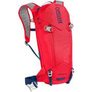 Camelbak TORO Protector Hydration Backpack 8 Litres – Dry Racing Red/Pitch Blue