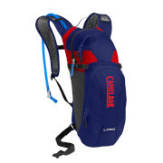 Camelbak Lobo Hydration Backpack 9 Litres – Pitch Blue/Racing Red