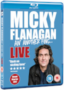 Micky Flanagan: An' Another Fing Live (2017)