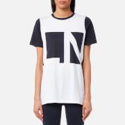 LNDR Women's Easy Short Sleeve T-Shirt - White - L - White