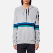 LNDR Women's Antics Stripe Hoody - Grey Marl - L - Grey