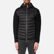 Parajumpers Men's Nolan Hooded Padded Jacket - Black