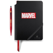 Cross Iron Man - Pen and Notepad