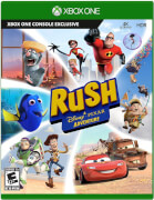 Disney Pixar Rush