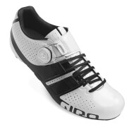 Giro Factress Women's Road Cycling Shoes - White/Black - EU 40/UK 6.5 - White