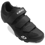 Giro Riela RII Women's MTB Cycling Shoes – Black – EU 36/UK 3 – Black