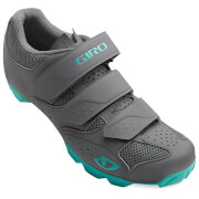 Giro Riela RII Women's MTB Cycling Shoes - Dark Shadow/Glacier