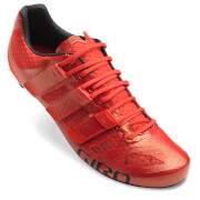 Giro Prolight Techlace Road Cycling Shoes – Bright Red – EU 47/UK 12 – Red