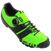 Giro Techlace MTB Cycling Shoes - Lime/Black