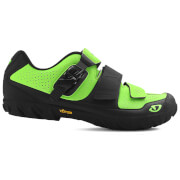 Giro Terraduro MTB Cycling Shoes – Lime/Black – EU 46/UK 11 – Green