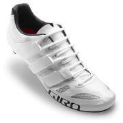 Giro Prolight Techlace Road Cycling Shoes - White - EU 48/UK 12.5 - Weiß