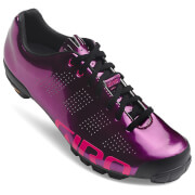 Giro VR90 Women's MTB Cycling Shoes – Berry/Bright Pink – EU 39/UK 5.5 – Red