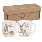 Country Pursuits Mugs (Set of 2)