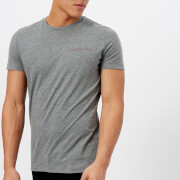 Calvin Klein Men's Chest Logo Slim T-Shirt - Mid Grey Heather