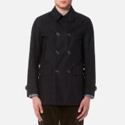 Oliver Spencer Men's Clerkenwell Coat - Black - EU 40/L - Black