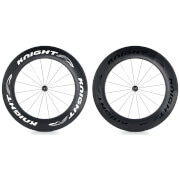 Knight Composties 95 Clincher Front Wheel