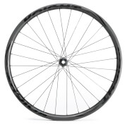 Knight Composites 35 Tubular Front Wheel - DT 240 Hub - Black/Black
