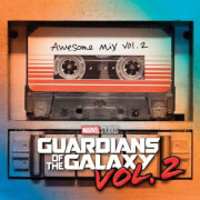 Guardians of The Galaxy: Vol.2 - Vinyl (1LP) Black Vinyl