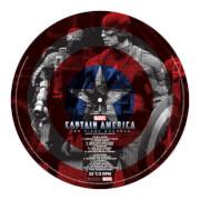 Bande-Originale Captain America Marvel Vinyle en Édition Limitée