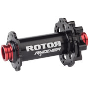 Rotor RVOLVER Front Hub Disc I.S Boost – 28H, TH 15 x 110mm