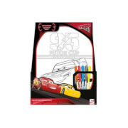 Cars 3 Colour Your Own Backpack
