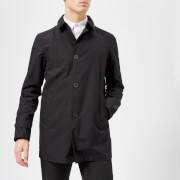 Herno Men's Laminar 2 Layer GORE-TEX Jacket - Black - L/IT 52 - Black