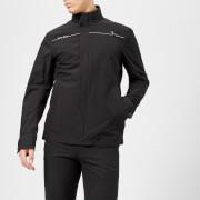 Herno Men's Bike Hooded Short Jacket - Black - L/IT 52 - Black