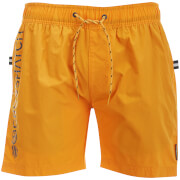 Crosshatch Men's Kavana Swim Shorts - Saffron
