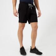 FALKE Ergonomic Sport System Men's Woven Shorts - Black - L - Black