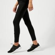 FALKE Ergonomic Sport System Women's Cellulite Control 7/8 Sport Tights - Black - L - Black