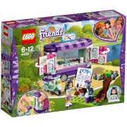 LEGO Friends : Le stand d'art d'Emma (41332)
