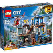LEGO City Police: Mountain Police Headquarters (60174)