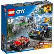 LEGO City Police: Verfolgungsjagd auf Schotterpisten (60172)