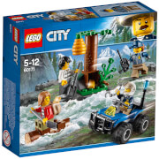 LEGO City Police: Mountain Fugitives (60171)