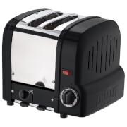 Dualit 27362 Classic Origins 2 Slot Toaster - Black