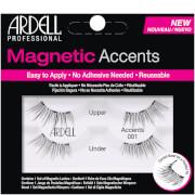Купить Магнитные накладные ресницы Ardell Magnetic Lash Natural Accents 001 False Eyelashes