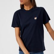 Maison Kitsuné Women's Fox Head T-Shirt - Navy