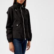 Emporio Armani Women's Blouson Hooded Jacket - Black - IT 44/UK 14 - Black