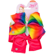 JoJo Siwa Bow Set - Rainbow/Magenta
