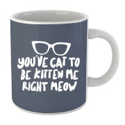 You've Cat To Be Kitten Me Mug