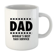 Dad Taxi Service Mug image