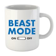 Beast Mode On Mug image