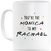 You're The Monica To My Rachael Mug