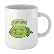 I need to Pea Mug