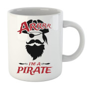 Arrrr Im a Pirate Mug