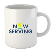 Now Serving Mug image