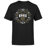 Hoppy New Beer T-Shirt - Black