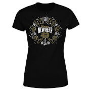 Hoppy New Beer Women's T-Shirt - Black
