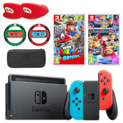 Nintendo Switch Mario Mega Bundle